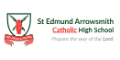 Logo for St Edmund Arrowsmith Catholic High School