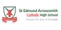 St Edmund Arrowsmith Catholic High School logo
