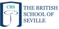Logo for CBS, The British School of Seville