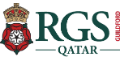 Logo for The Royal Grammar School, Guildford in Qatar
