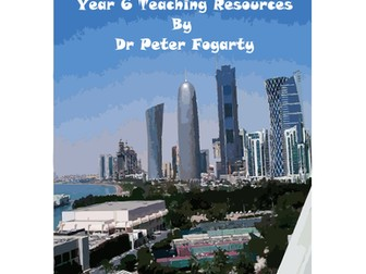 Qatar History And Citizenship - Year 6 - 39 Lesson Plans And Worksheets