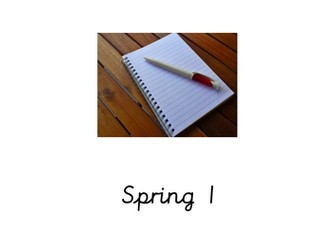 Year 2 Handwriting and Spelling booklet