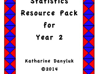Statistics Resource Pack for Year 2