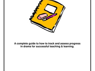 The Drama Assessment Handbook