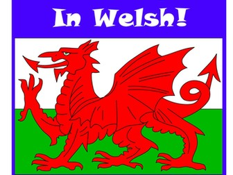 57 Welsh Setting Cards For Conversation Practice