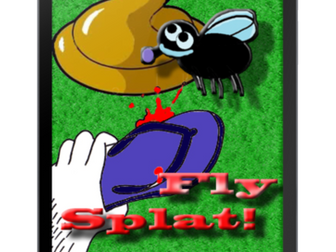 App Inventor 2 - Fly Splat! Advanced android programming for GCSE.
