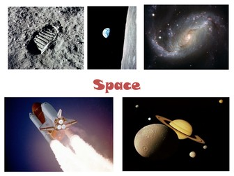 30 Photo Space PowerPoint. (Also ideal as a display)