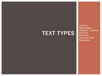 Everyday Text Types - How to (1)