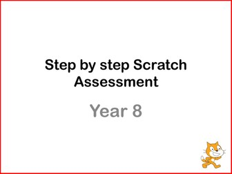 Scratch Lesson 6 - Assessment