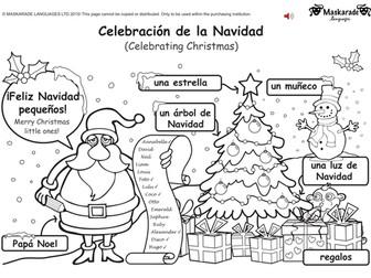KS1-SPANISH-Level 1: Christmas & Easter