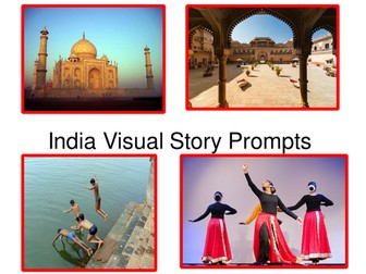 India Visual Story Prompts
