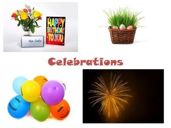 30 Photos of Celebrations