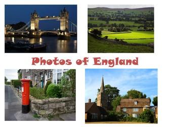 30 Photos of England