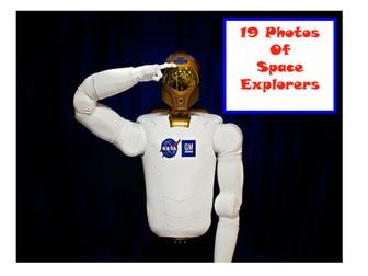 19 Photos Of   Space Explorers