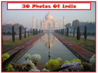 30 Photos Of India