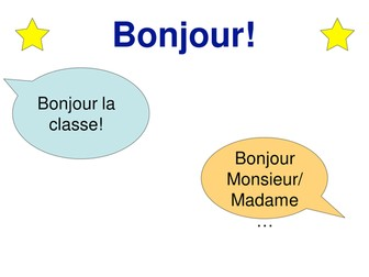 """easyMFL Year 3 French Unit 2 """"School"""" SOL and Complete Resources"""