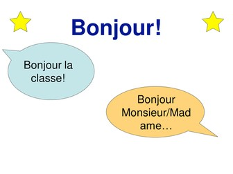 """easyMFL Year 3 French Unit 6 """"Au café"""" SOL and Complete Resources"""