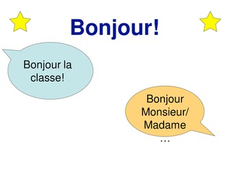 """easyMFL Year 4 French Unit 8 """"Shopping"""" SOL and Complete Resources"""