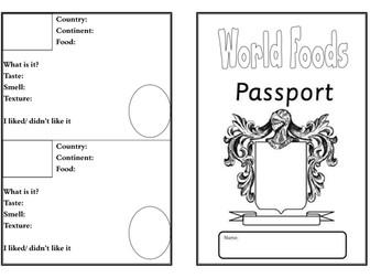 World Foods Passport