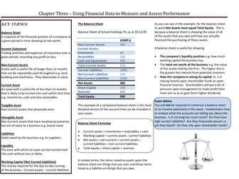 Using Financial Data
