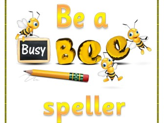 spelling and phonics