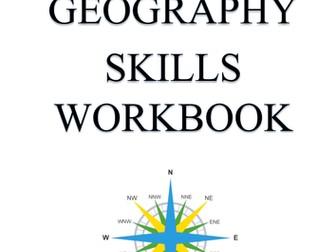 AQA GCSE Geography Skills Workbook