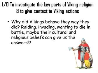 Viking religion and gods
