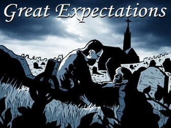'Great Expectations' Pip's Feelings Chapter 1