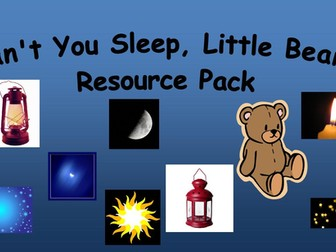 Can't You Sleep, Little Bear? Resource Pack