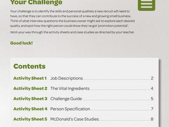 Careers Challenge