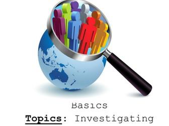 B671 OCR Sociology GCSE Work Pack: Research Methods