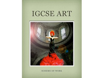 IGCSE Art and Design scheme of work