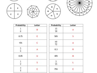 Probability Puzzle