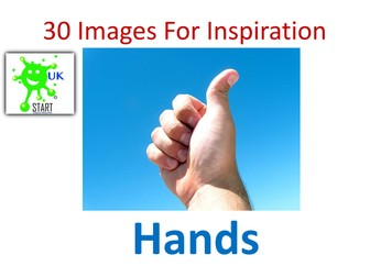 Visual Art Resource - 30 Images of Hands