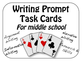 Reading & Writing Task Card Bundle *SPAG* by