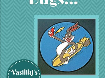 How did Bugs Bunny evolve his fur?