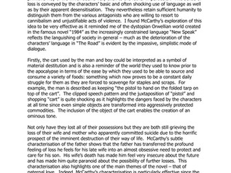 Essay about experience with english