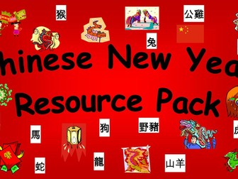 Chinese New Year Resource Pack