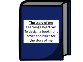 Book Covers - The Story of Me