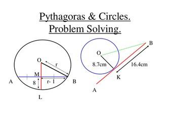 National 5 Maths Pythagoras, Angles, Triangles, Circles, Arcs, Sectors