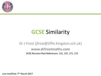 GCSE - Similarity