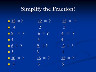 Linear graphing &  Y = Mx + C