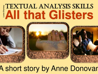 All that Glisters Short Story Textual Analysis