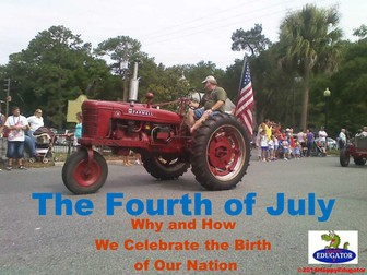 Fourth of July PowerPoint