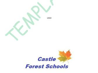 Forest School Handbook. Policies and procedures for Forest School Leaders