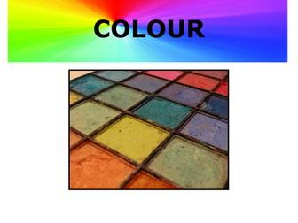 Key Stage 3 Art Unit of Study - Colour