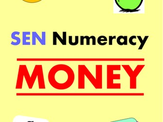 SEN Numeracy - MONEY