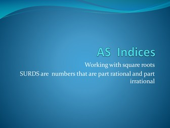 AS Indices