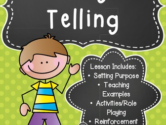 Tattling Vs Telling Teaching Resources