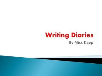 Writing Diaries